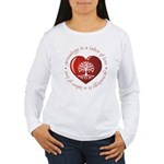 Labor Of Love Women's Long Sleeve T-Shirt