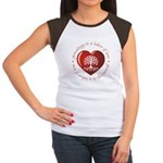 Labor Of Love Women's Cap Sleeve T-Shirt