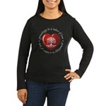 Labor Of Love Women's Long Sleeve Dark T-Shirt