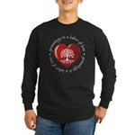 Labor Of Love Long Sleeve Dark T-Shirt