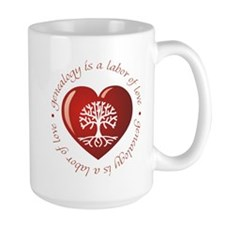 Labor Of Love Mug