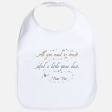Trust and Pixie Dust Bib