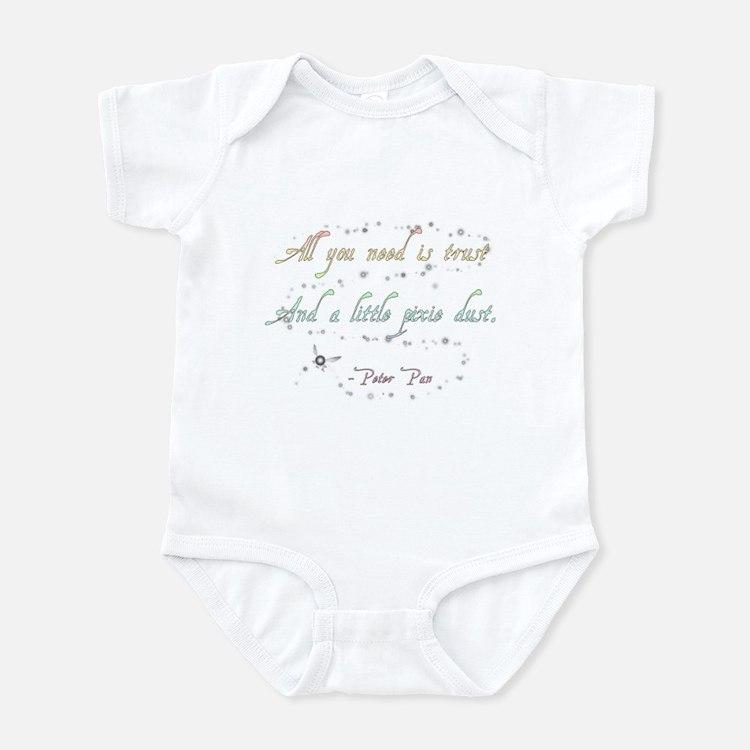 Trust and Pixie Dust Infant Bodysuit