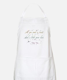 Trust and Pixie Dust BBQ Apron