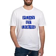 Play it Loud - Blue Shirt