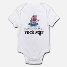 Future as a Rock Star Baby Toddler Infant Bodysuit