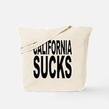 California Sucks Tote Bag
