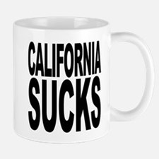 California Sucks Mug