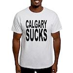Calgary Sucks Light T-Shirt
