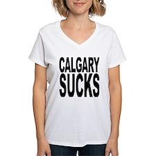 Calgary Sucks Shirt