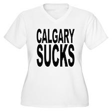 Calgary Sucks T-Shirt