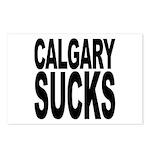 Calgary Sucks Postcards (Package of 8)