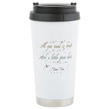Trust and Pixie Dust Travel Mug