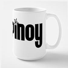 Pinoy Large Mug