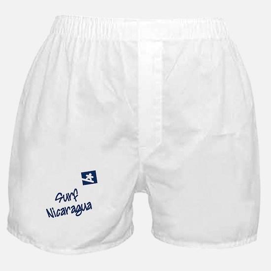 Surf Nicaragua Boxer Shorts