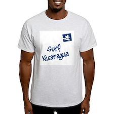 Real Genius - Surf Nicaragua T-Shirt
