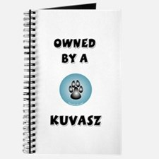 Owned by a Kuvasz Journal