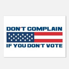 Don't Complain Postcards (Package of 8)