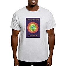 Trust Birth Labyrinth T-Shirt