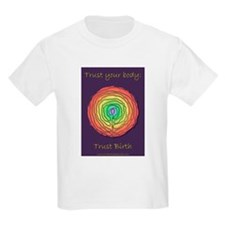 Trust Birth Labyrinth T-Shirt