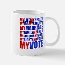 Unique Bill of rights day Mug
