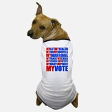 Unique Bill of rights day Dog T-Shirt
