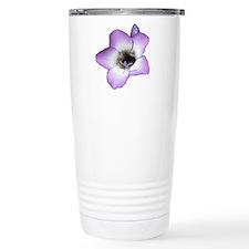 Purple Flower - Travel Mug