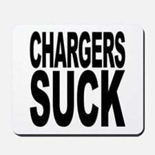 Chargers Suck Mousepad