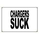 Chargers Suck Banner