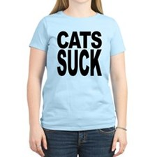 Cats Suck T-Shirt