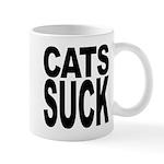 Cats Suck Mug