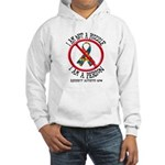 I Am Not A Puzzle Hooded Sweatshirt