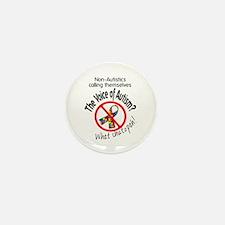 What Chutzpah! Mini Button (10 pack)