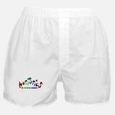 The Real Autism Community Boxer Shorts