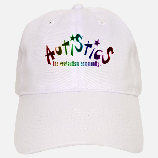 The Real Autism Community Baseball Baseball Cap