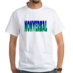 nonverbal White T-Shirt