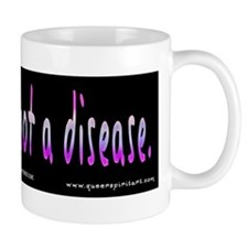 Difference is not a Disease Mug
