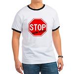 Stop Abusing Autistics Ringer T
