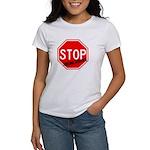 Stop Abusing Autistics Women's T-Shirt