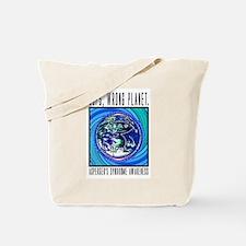 Wrong Planet Tote Bag