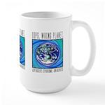Wrong Planet Large Mug