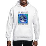 Wrong Planet Hooded Sweatshirt