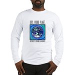 Wrong Planet Long Sleeve T-Shirt