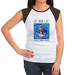 Wrong Planet Women's Cap Sleeve T-Shirt