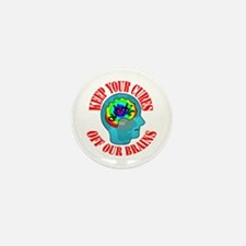 Keep Your Cures Mini Button (10 pack)