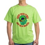 Keep Your Cures Green T-Shirt