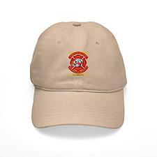 Firefighters~American Heroes Baseball Cap