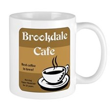 Brookdale Cafe Mug
