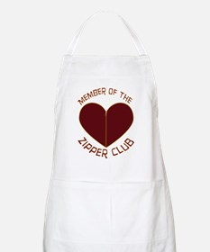 Zipper Club Apron (light)