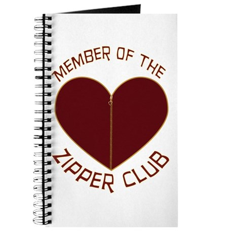 Zipper Club Journal